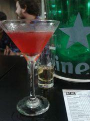 Nine Lounge Bar by Camila Natalo