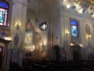 Igreja Nossa Senhora do Brasil by Tatiane Cristina Neves Siqueira