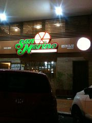 San Marino Pizzaria Bar e Restaurante by Erivaldo Pereira