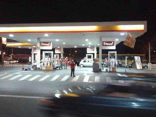Posto Jk Shell Avenida Getulio Vargas by Aguas Festa Eventos