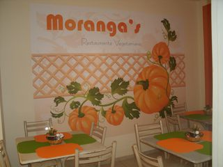 Morangas Restaurante Vegetariano by Gustavo Rodrigues Rosato