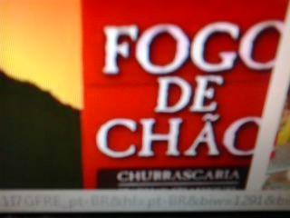 Churrascaria Fogo de Chao by Milton De Abreu Cavalcante
