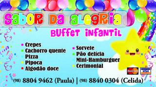 Sabor da Alegria Buffet Infantil by SABOR DA ALEGRIA BUFFET INFANTIL
