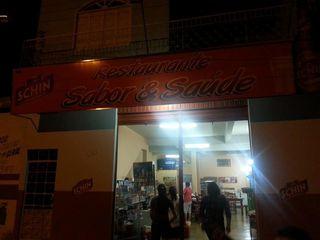 Restaurante Sabor e Saúde