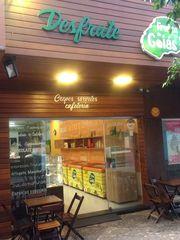 Desfrute Frutos de Goiás - Crepe Café Sorvete by Herlon Charlles Moura Quintão