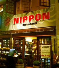 Restaurante Nippon by Erivaldo Pereira