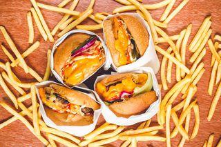 Burger Joint by Camila Natalo
