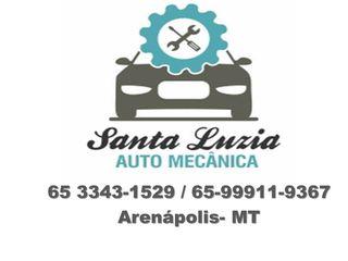 Auto Mecanica Santa Luzia by Raynely Kestring