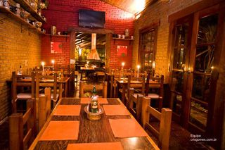 Acervo Bar e Restaurante by Karina Brandao
