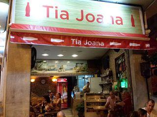 Bar Tia Joana by Santinho Santiago