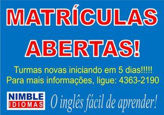 Nimble Idiomas by Elias M Nunes