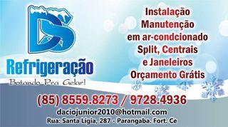 Ds Refrigeração by Dacio Junior