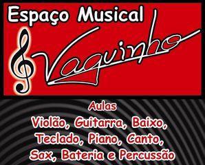 Espaço Musical Vaguinho by Espaço Musical Vaguinho