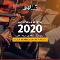 Escola de Música Spalla by Escola De Música Spalla