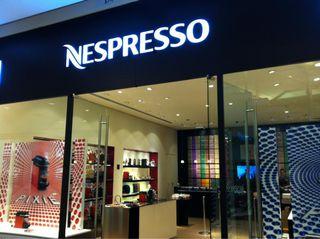 Nespresso - Shopping Morumbi by Rafael Siqueira