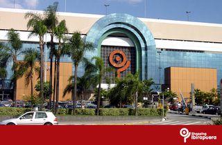 8f6852851 Agência de Correio Shopping Center Ibirapuera - Indianópolis