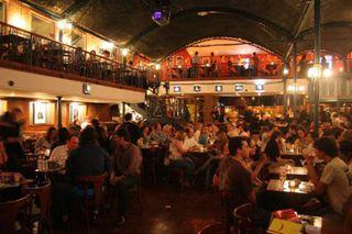 Bourbon Street Music Club by Vivian Gon