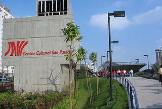 Centro Cultural São Paulo by Carlos Mazoca