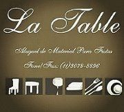 La Table by Luana Ming