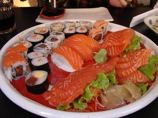 Jow Sushi Bar by Paula Donegan