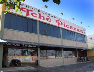 Restaurante Tchê Picanhas (Boca do Rio) by Milena Teixeira Rosario