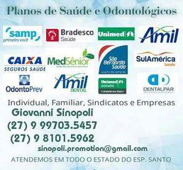 Corretor de Planos de Saúde e Odontológico Giovanni Sinopoli - Espirito Santo by Anna