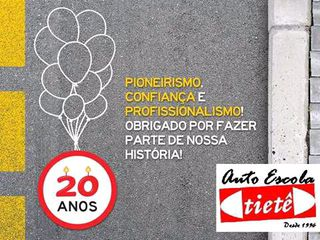 Auto Escola Tietê by Vitor Hugo