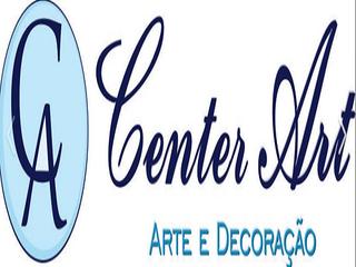 Center Art - Molduras Arte e Decoração by Anne Santos