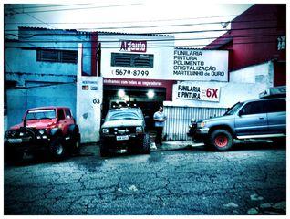 Af Auto Service - Funilaria e Pintura by AF AUTO SERVICE