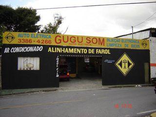 Auto Elétrica e Som do Gugu - Cabana by Luiz Carlos Araujo