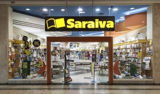 Saraiva Livraria - Shopping Praiamar - Aparecida, Santos