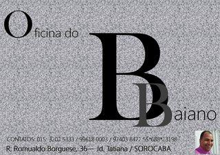 Oficina do Baiano by Samuel Da Silva Nascimento
