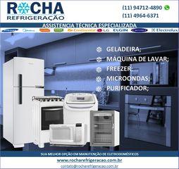 Rocha Refrigeração by ROCHA REFRIGERAÇÃO