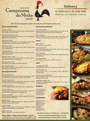 Restaurante Camponesa do Minho - Mercês by Karina Brandao
