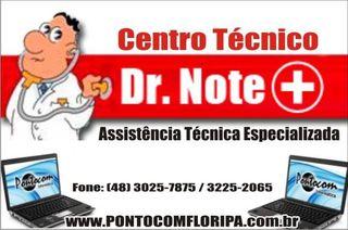 Assistencia Tecnica Doutor Notebook - Florianópolis by R Galante