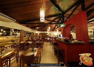 Restaurante Canoa dos Camarões by Gabriela