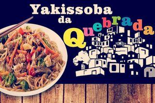 Yakissoba da Quebrada by Anna