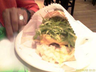 Original Burger by Carlos Viana