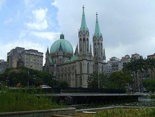 Catedral Metropolitana de São Paulo by Patrícia Machado
