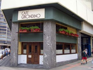 Cafe Girondino by Diego Cantalejo
