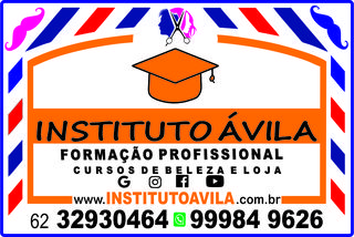 Ávila Escola Goiana de Cabeleireiros by Instituto Ávila Escola De Cabeleireiros E Barbearia