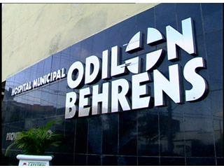 Hospital Municipal Odilon Behrens - Pronto Socorro by Apontador