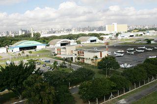 Campo de Marte - Aeroporto de São Paulo by Apontador