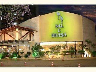Sal e Brasa by Darilene Silva