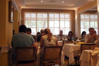 Restaurante Margutta by JARBES OLIVEIRA LIMA