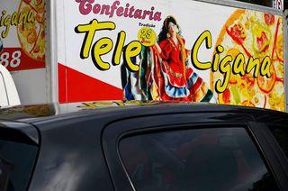Tele Cigana by Laura Ribeiro