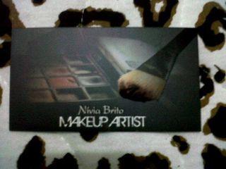 Makeup Nivia by raphael