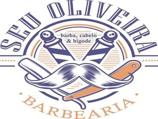 Barbearia Seu Oliveira - Barba Cabelo Bigode - São Paulo by Anne Santos
