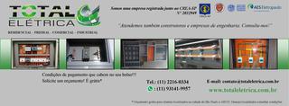 Total Eletrica Projetos e Instalacoes Lt by TOTAL Elétrica