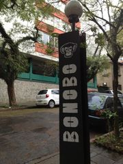 Café Bonobo by Camila Natalo